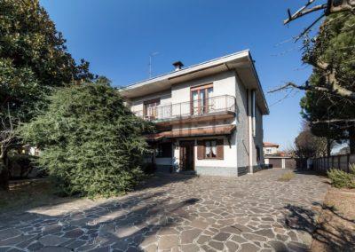 Villa bifamiliare San Giorgio su Legnano (MI)
