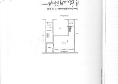 Plan. Taverna