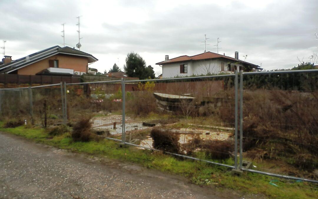 Terreno edificabile Garbagnate Milanese (MI)